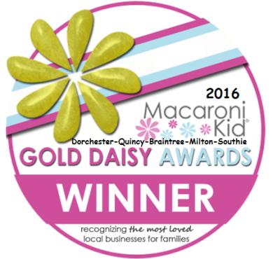 2016 Gold Daisy Award